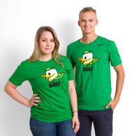 Fighting Duck, Nike, Golf, T-Shirt