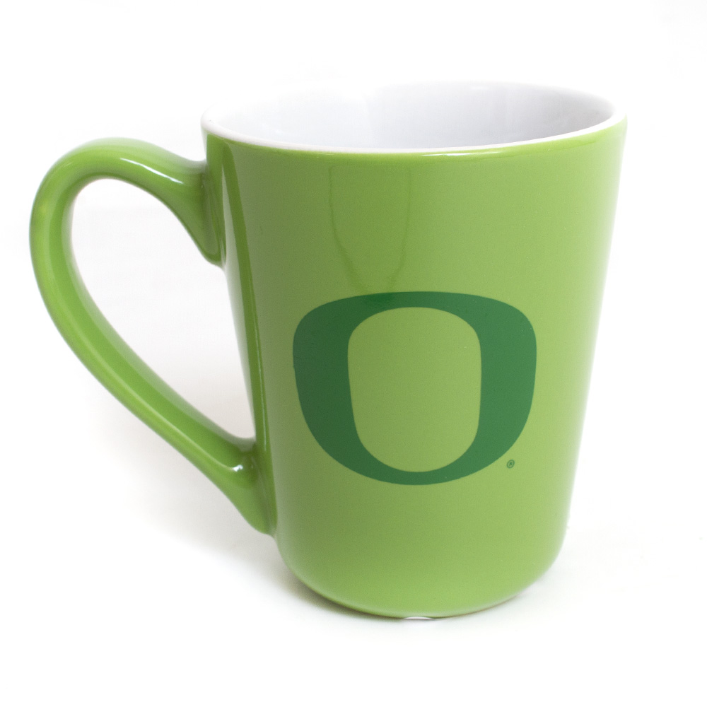 O-logo, Latte, Traditional Mug