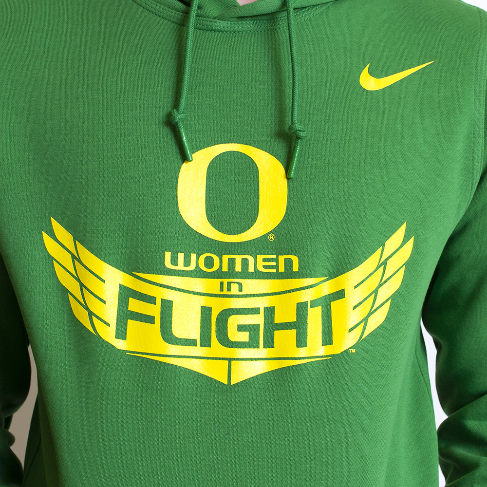 O-Logo, Women in Flight, Nike