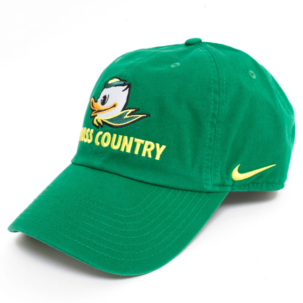 Kelly Nike Duck Face Cross Country Adjustable Campus Hat 0bf07b88b54