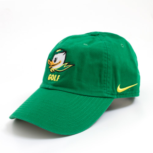 Kelly Nike Duck Face Golf CRV Hat