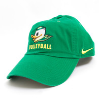 Fighting Duck, Nike, Volleyball, Curved Bill, Hat