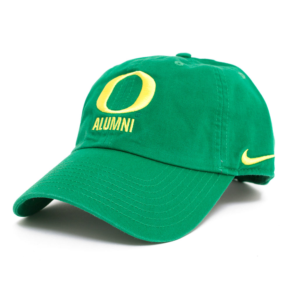 O-logo, Nike Swoosh, Alumni, Embroidered Application, Adjustable