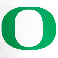 Classic Oregon O, Decal, 11""