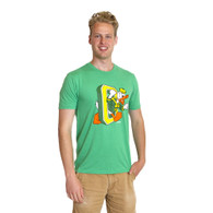 Duck through O, DTO, Full Color, T-Shirt