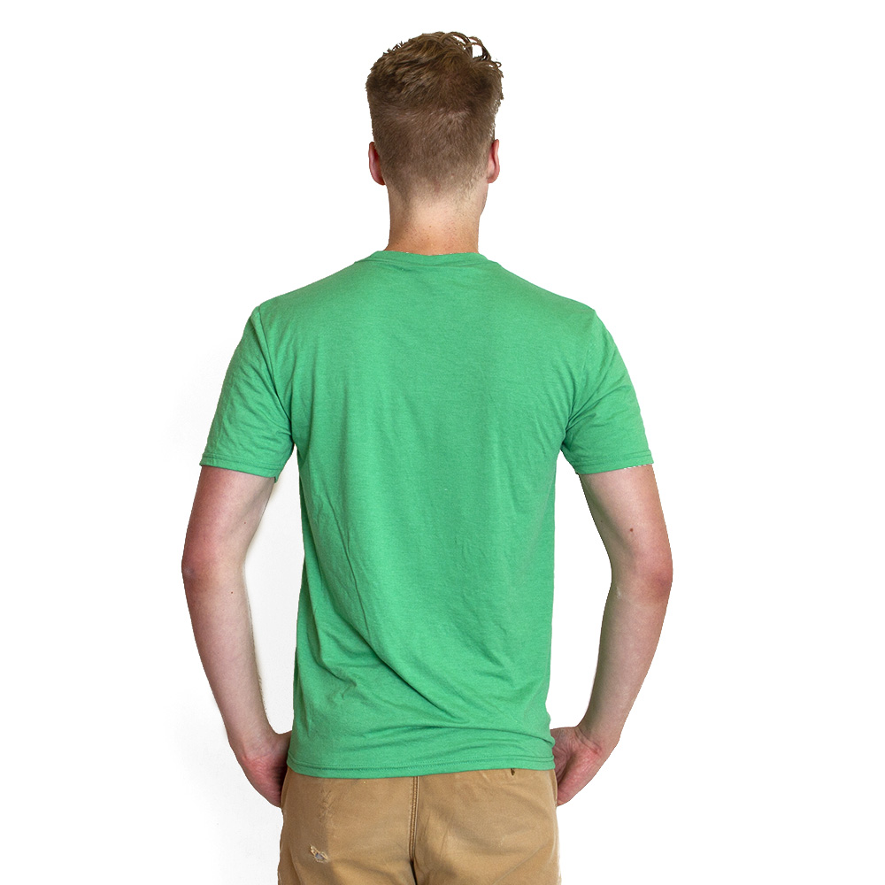 Duck through O, DTO, Full Color, T-Shirt, Back