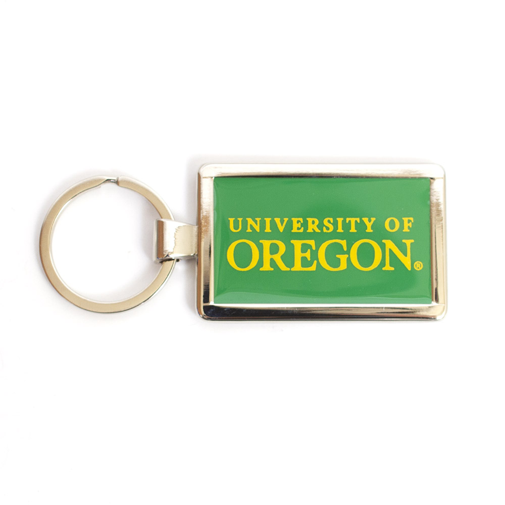 Kelly, University of Oregon, Keytag
