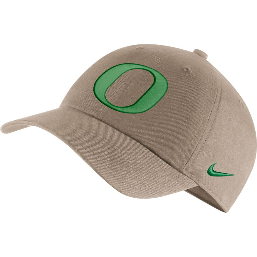 Classic Oregon O, Nike, Heritage 86, Adjustable, Hat