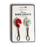 Kikkerland, Bike Light, 2 Piece Set