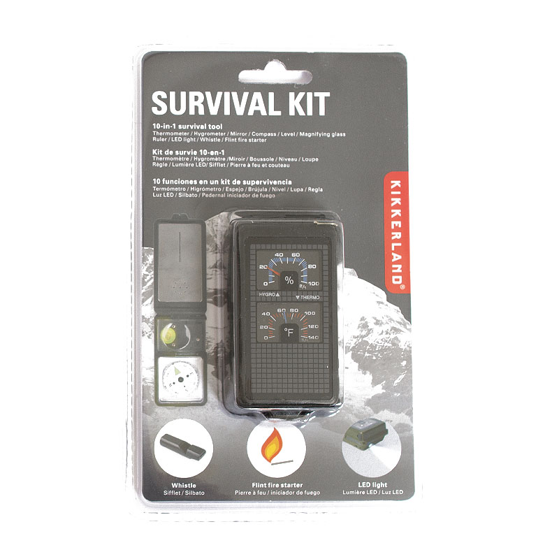 Survival tool, Camping