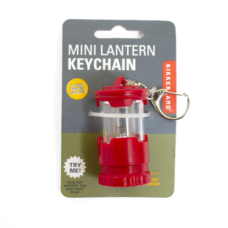 Mini-lantern, Key-chain, LED