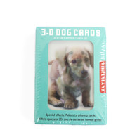 Kikkerland, 3D, Playing Card, Standard, Poker