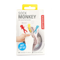 Kikkerland, Sock Monkeys