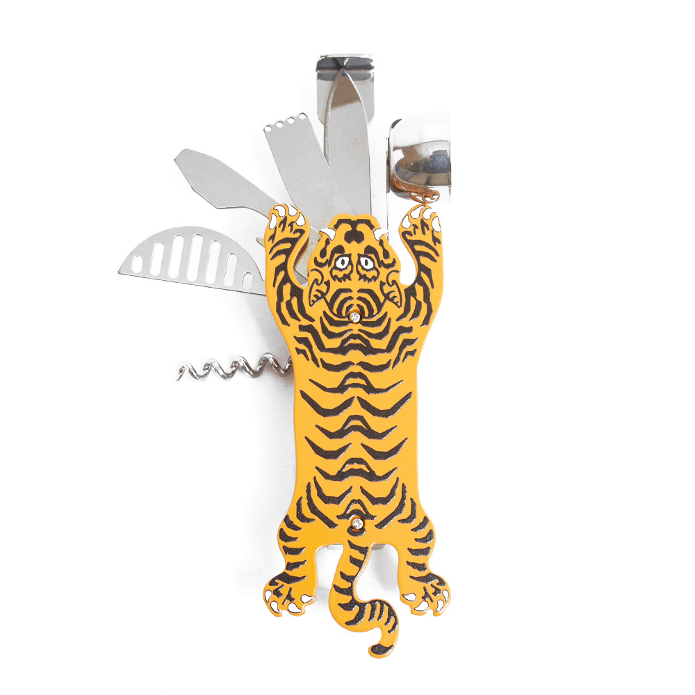 Kikkerland, Tiger, Bar Tool