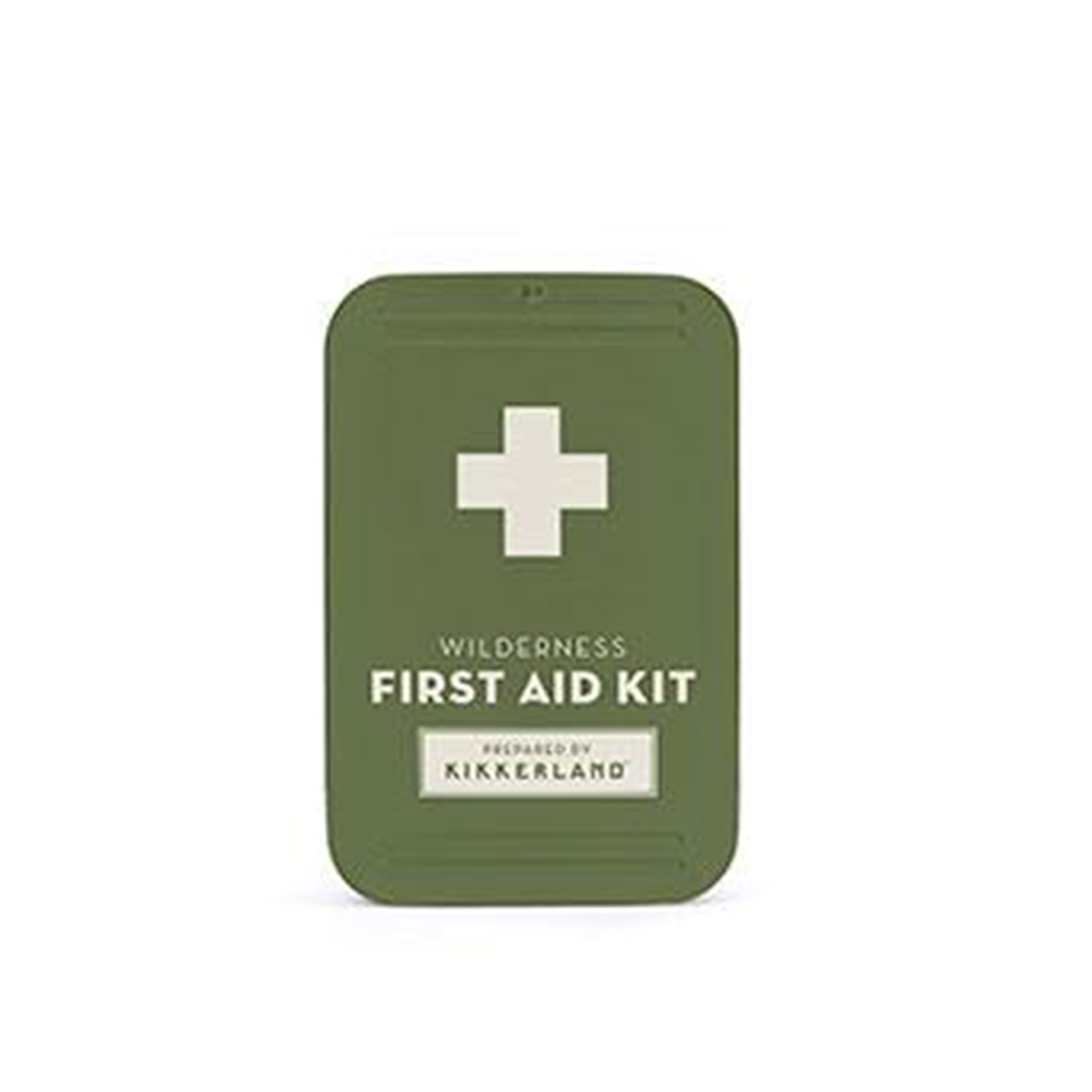 Wilderness, First Aid