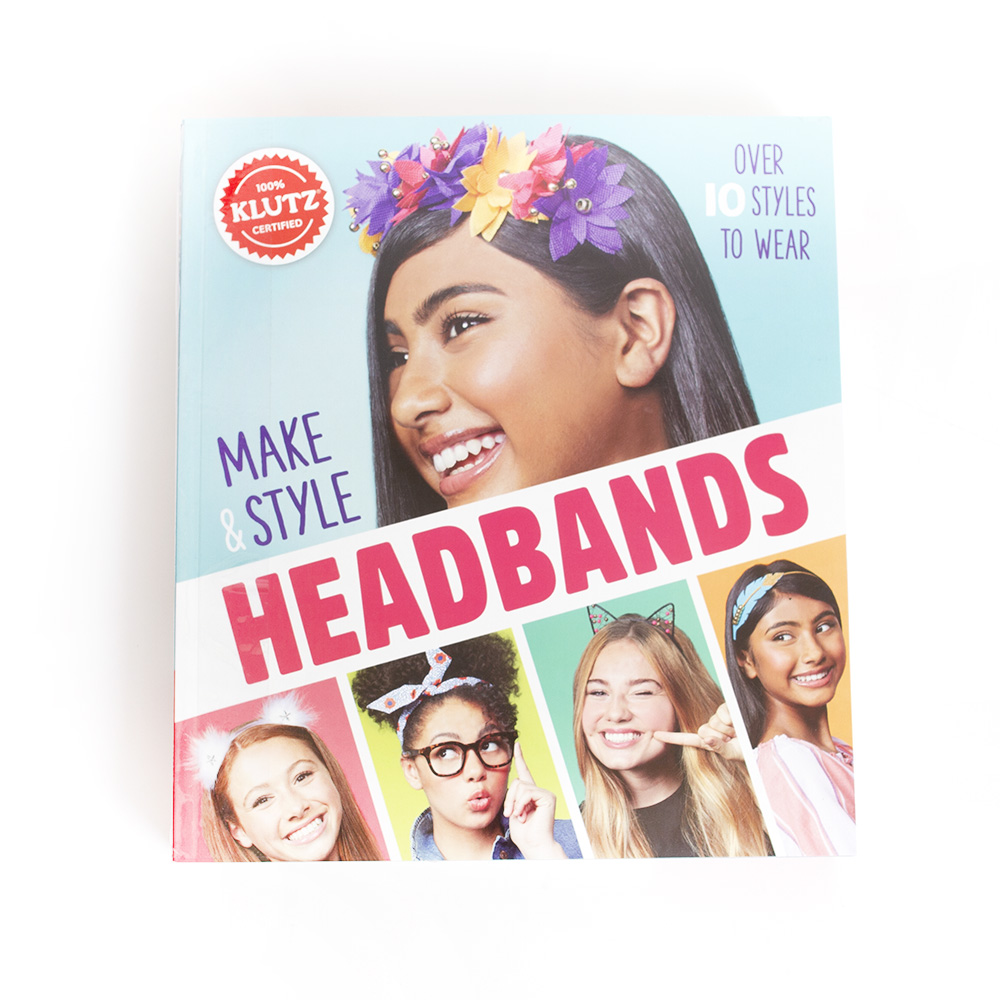 Klutz, Art Kit, Headbands, Make and Style