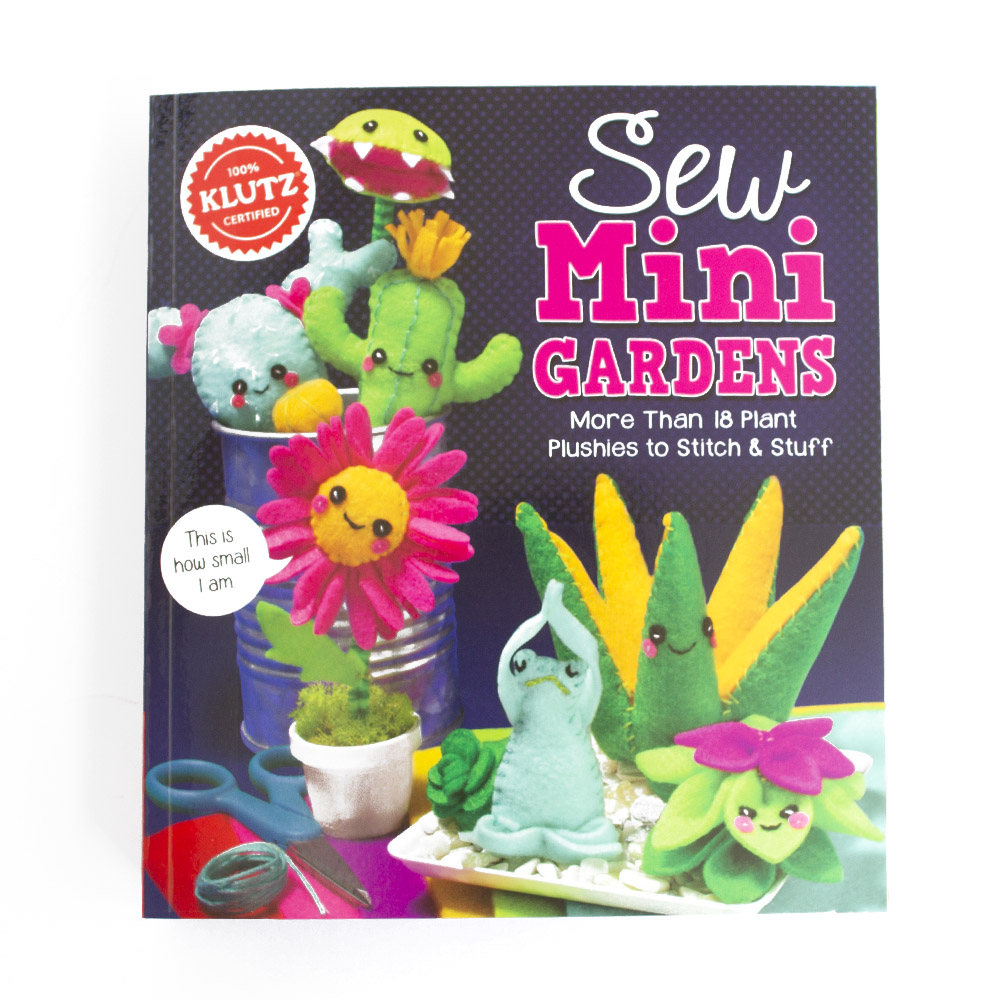 Klutz, Art Kit, Mini Gardens