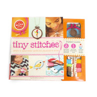 Klutz, Art Kit, Tiny Stitches