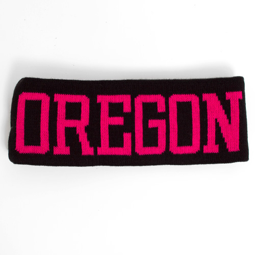 Knit Oregon Ducks Headband