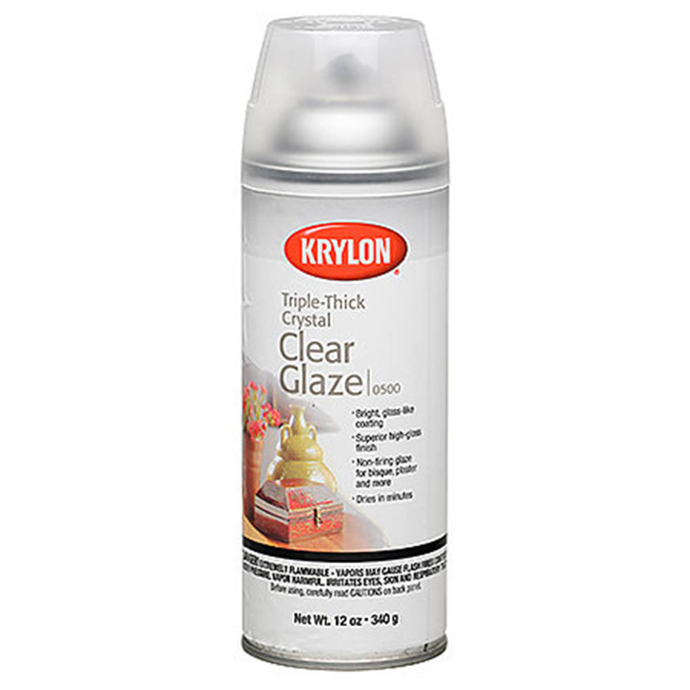 Krylon, Crystal, Clear, Spray