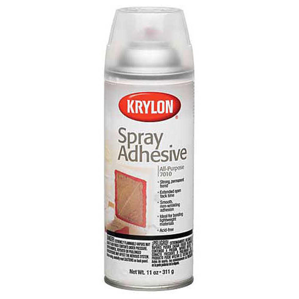 Krylon, Spray Adhesive, 11oz