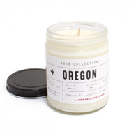 Landmark Fine Goods, Candle, 8 ounce