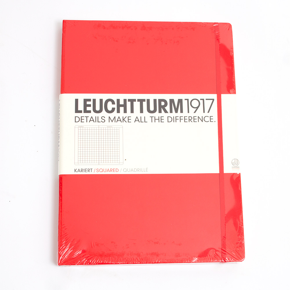 Leuchtturm, Classic, Squared, Journal