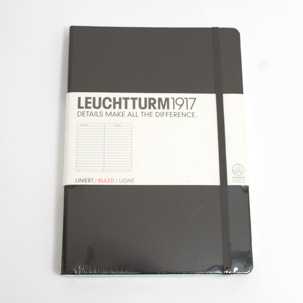 Leuchtturm, Ruled, Medium, A5