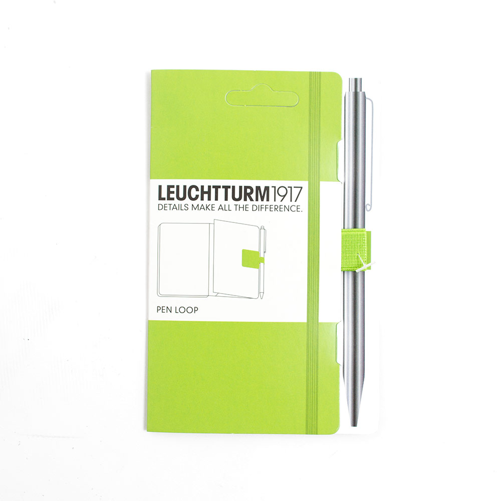 Leuchtturm, Pen Loop, Lime