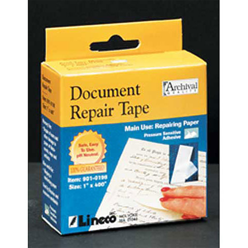 Lineco, Document, Repair Tape