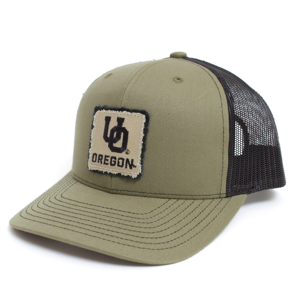 Interlocking UO, Trucker, Hat