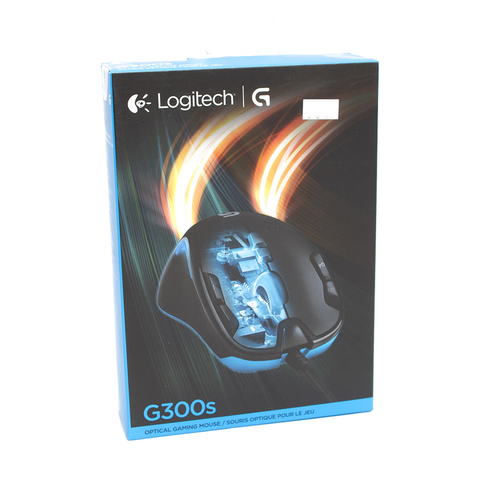Logitech, G300S, Optical, Gaming Mouse