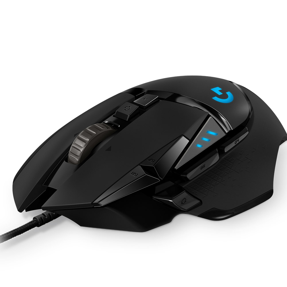 Logitech, Mouse, G502 HERO