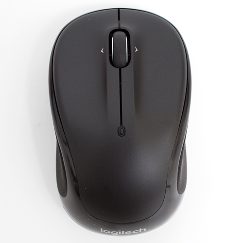 Logitech, M325, Wireless Mouse, Black