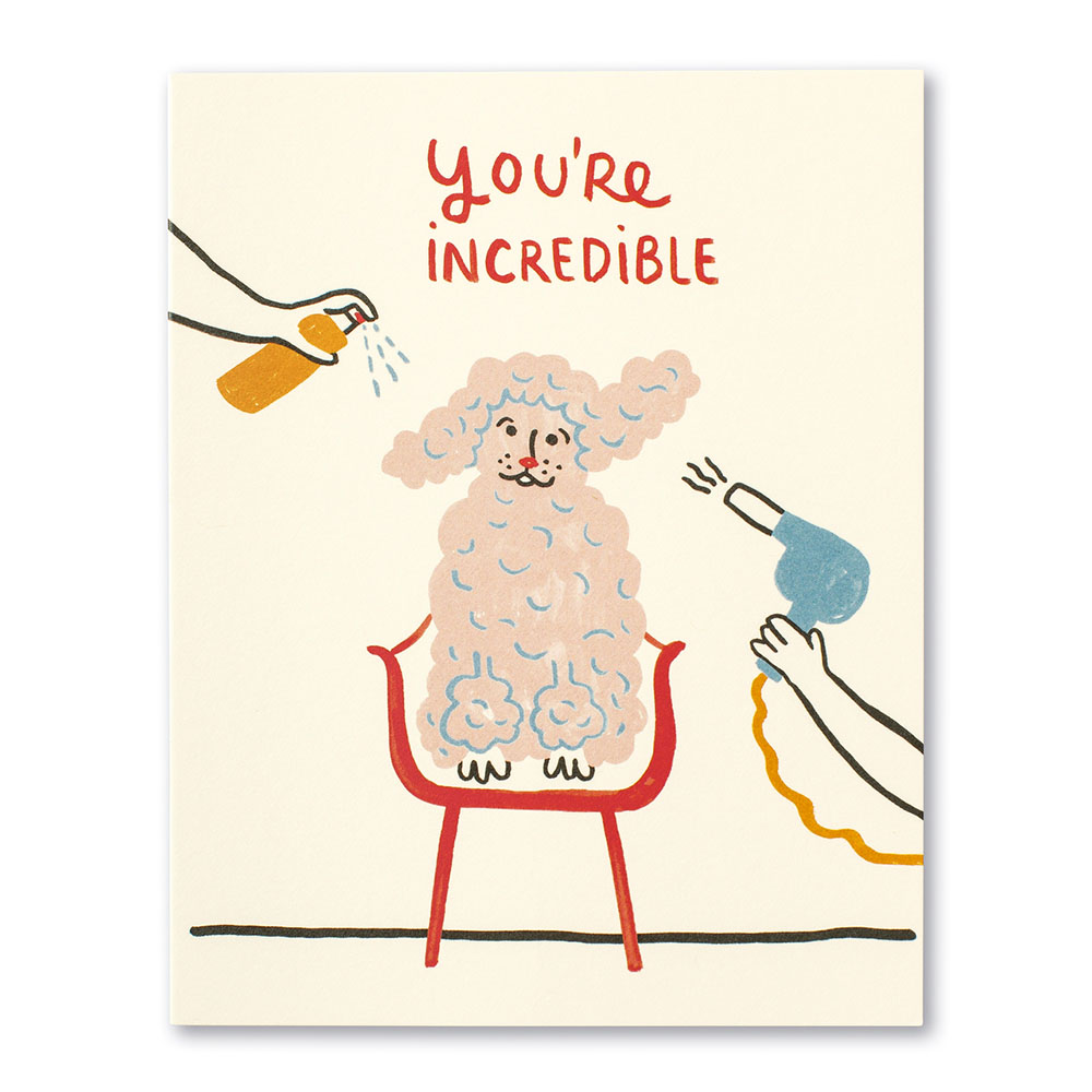 Love Muchly, Greeting Card