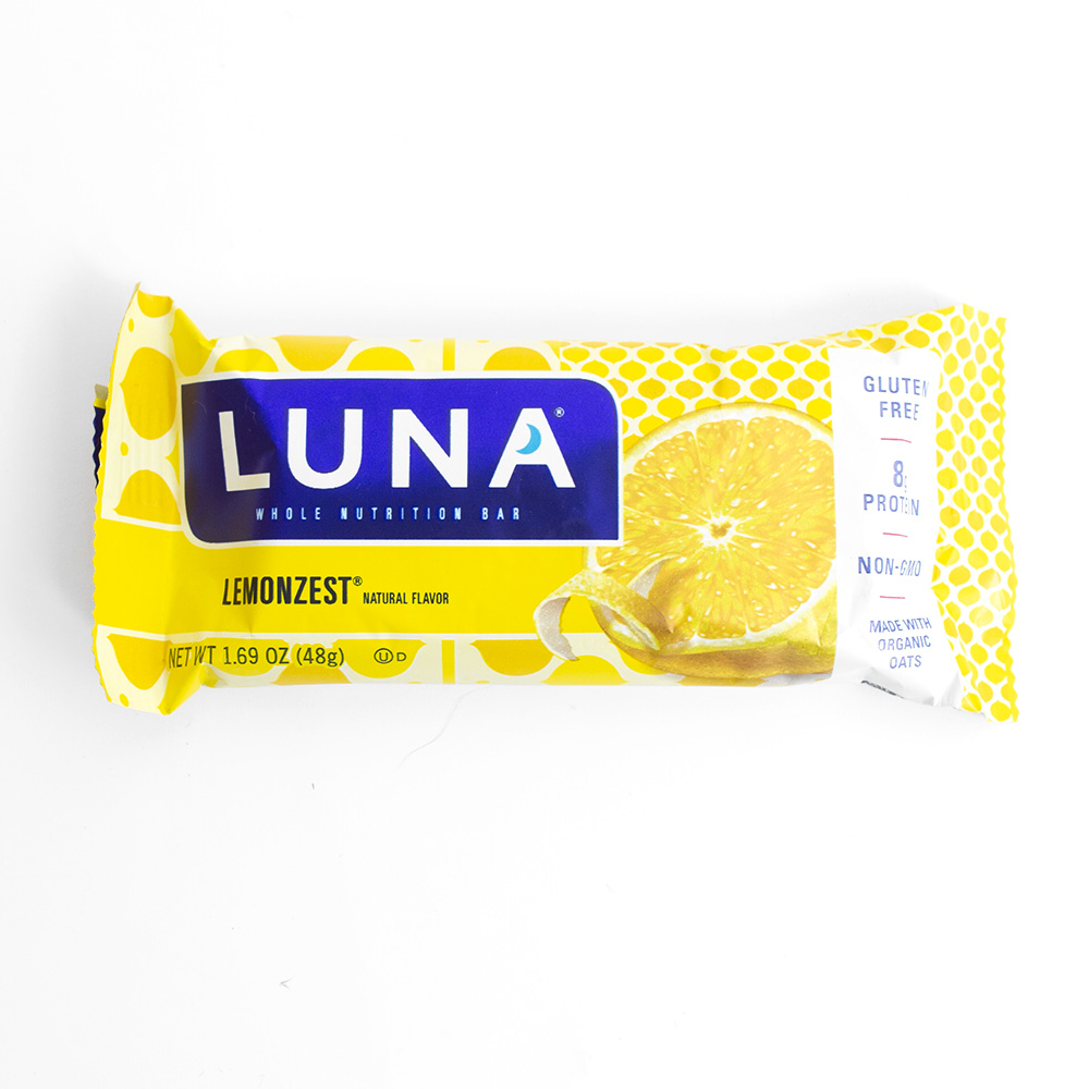 Luna Bar, Snack Bar, Energy