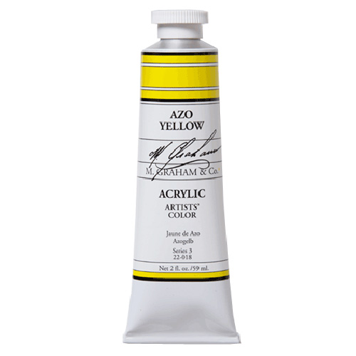 M. Graham & Co., Artists', Acrylic Paint, 2oz