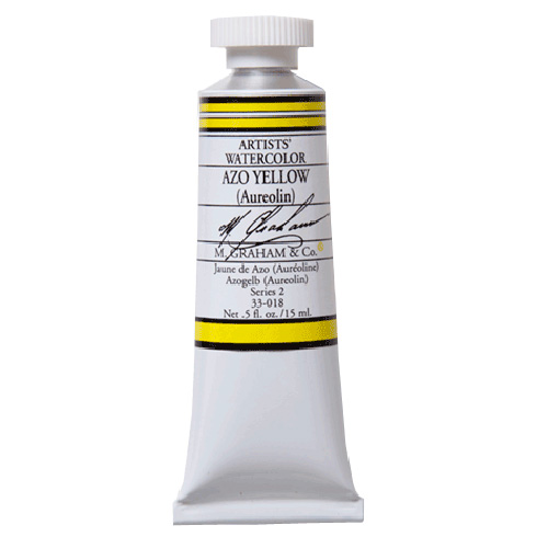 M. Graham & Co. Artists' Watercolor 15ml
