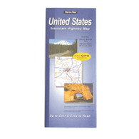 Map United States Interstate Highway