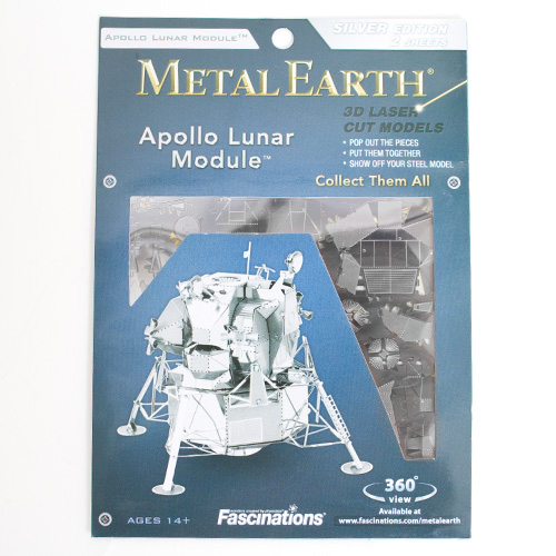 Metal Earth Model Kit Apollo Lunar Module
