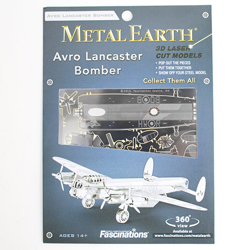 Metal Earth Model Kit Avro Lancaster Bomber