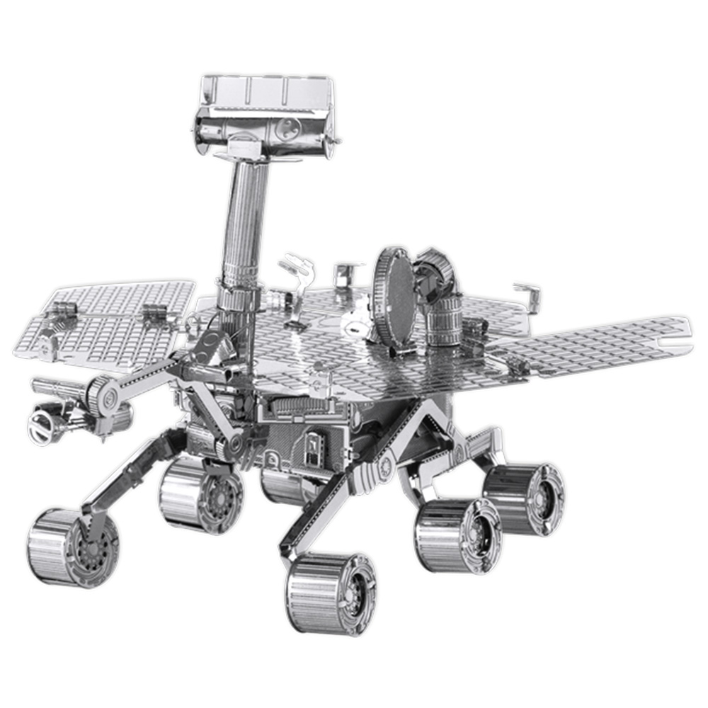Metal Earth, 3D Model Kit, Metal, Mars Rover