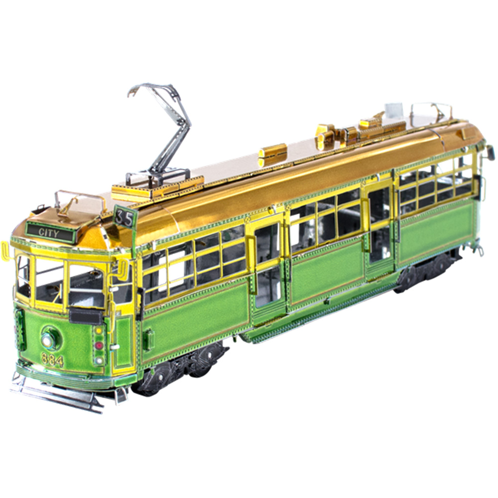 Metal Earth, 3D Model Kit, Metal, W-Class Tram
