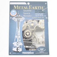 Metal Earth Model Kit Space Needle