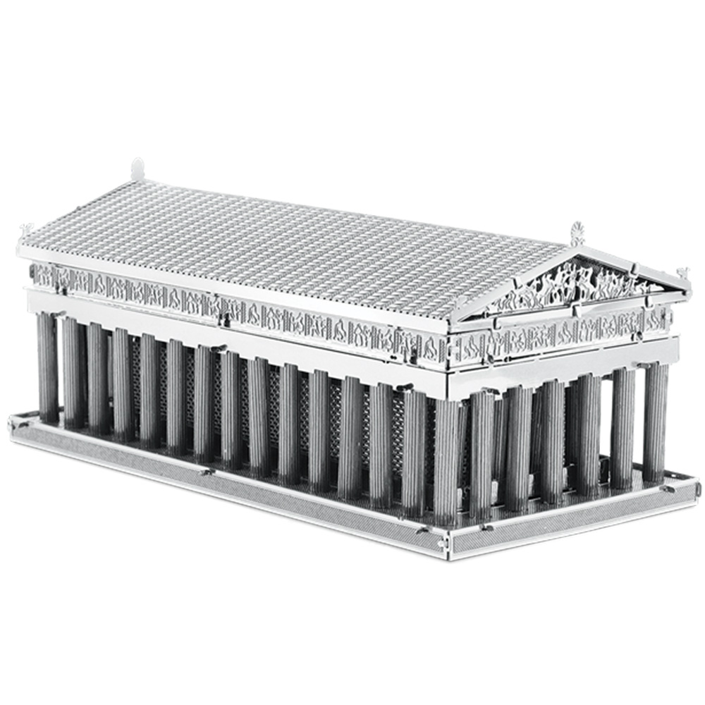 Metal Earth, 3D Model Kit, Metal, The Parthenon