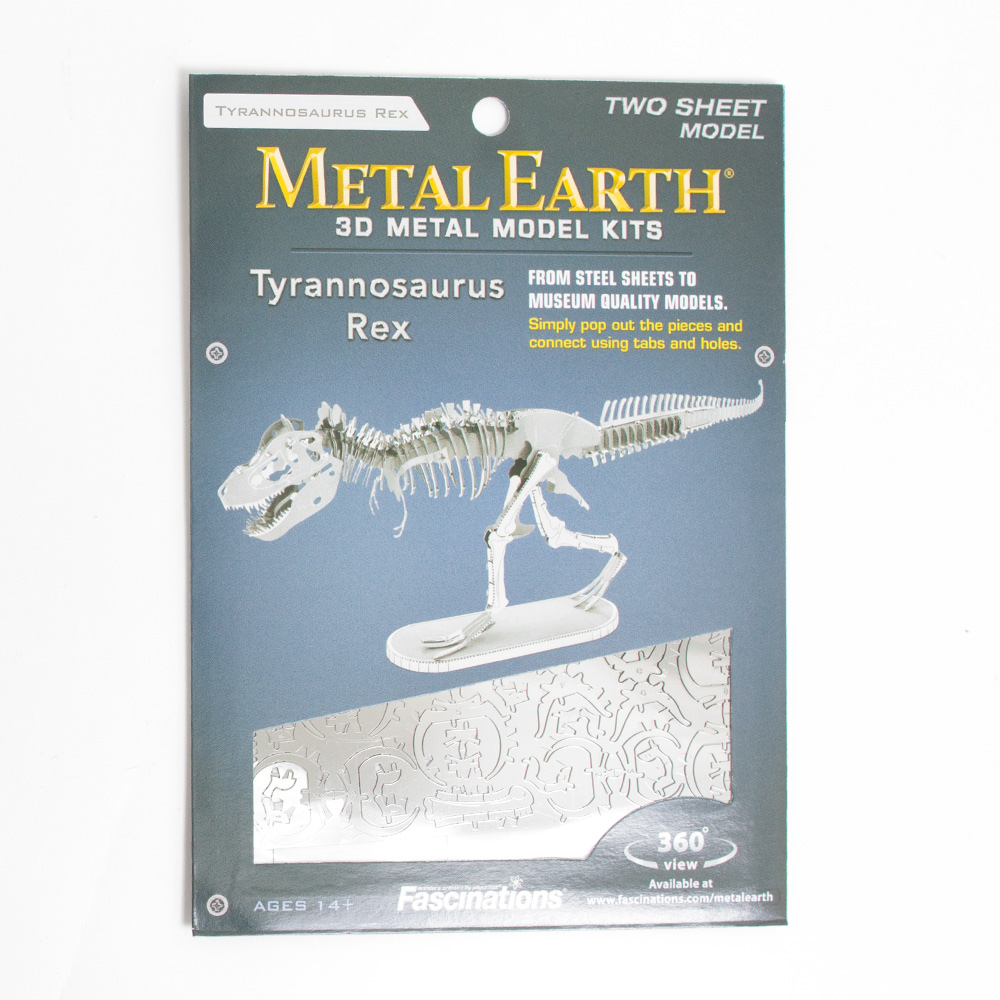 Metal Earth Model Kit Tyrannosaurus Rex