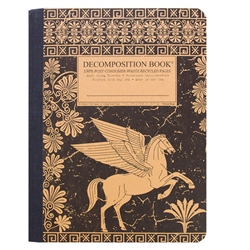 Michael Roger Press Decomp Book Pegasus 9 x7