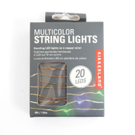 Multi color, String light, LED