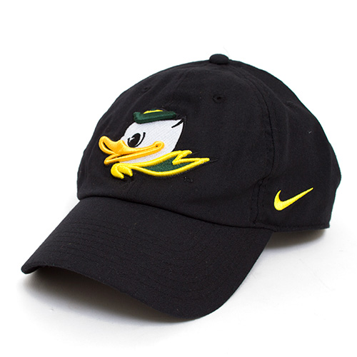 Fighting Duck, Heritage 86, Nike, Adjustable, Hat, Black