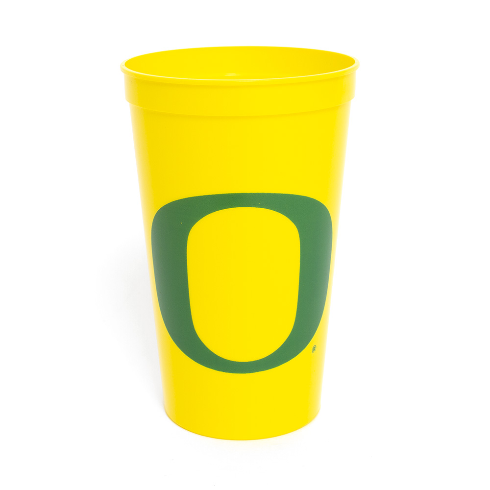 Classic Oregon O, 22oz, Tall, Stadium, Cup